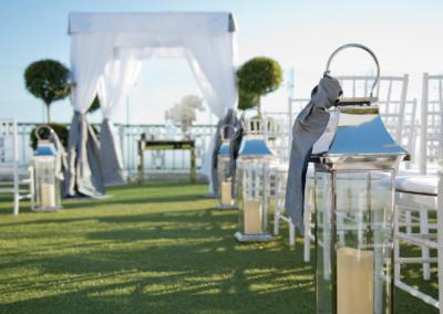 Wedding decortation